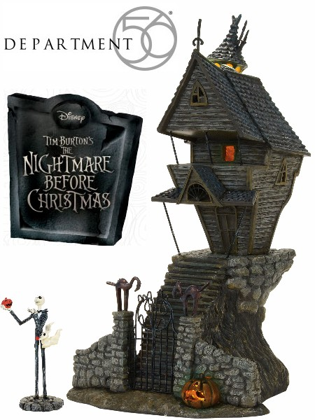 Nightmare Before Christmas Houses.Nightmare Before Christmas House Architectural Designs